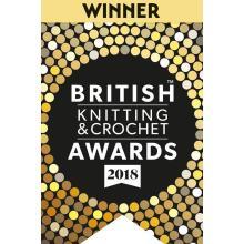 Scheepjes wins Best Luxury Yarn Brand Award