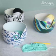 Scheepjes unbreakable yarn bowls