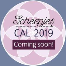 Coming soon: Scheepjes CAL 2019!