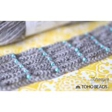 Toho Beads: glass beads that exude a highly professional finish