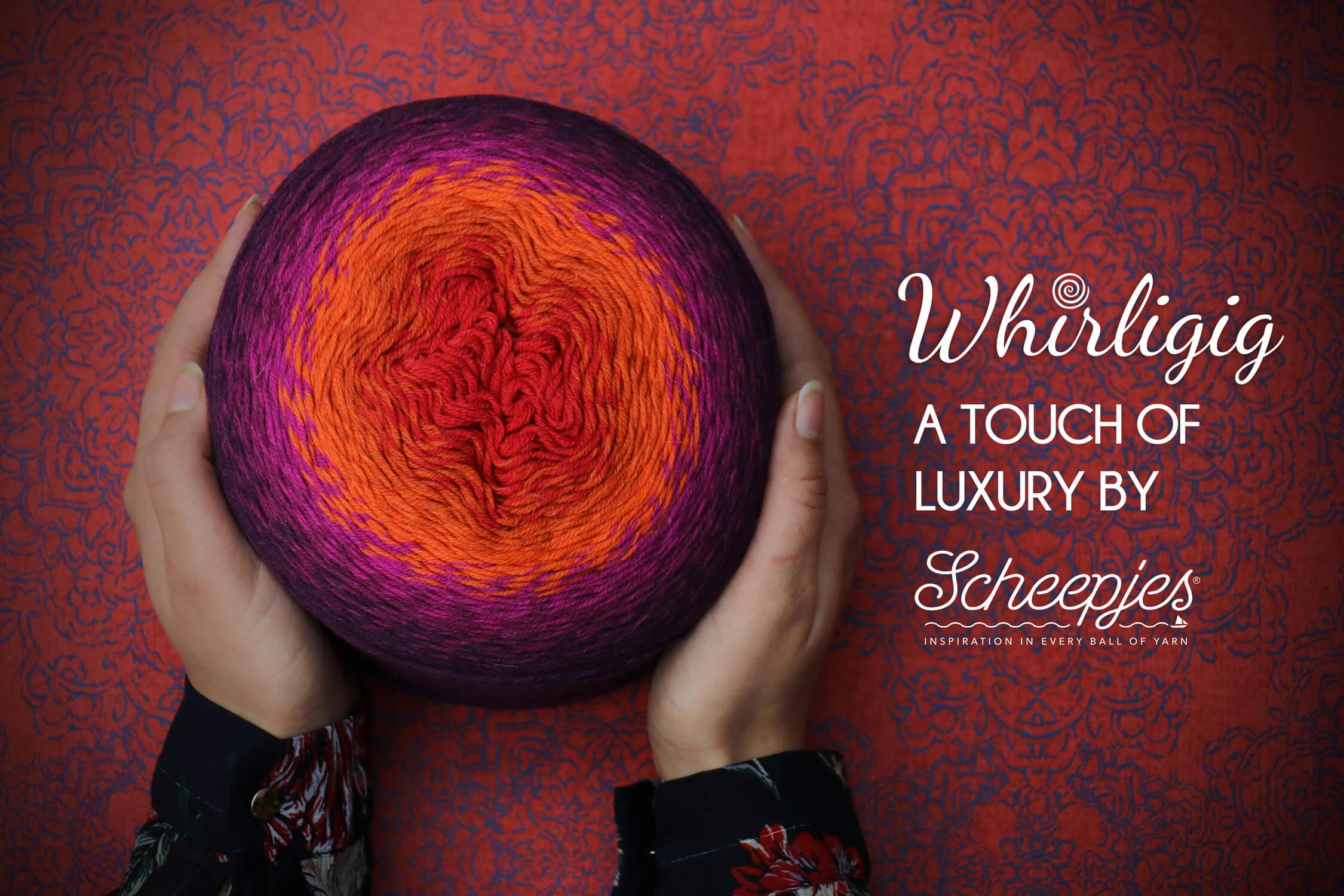 News - New yarn: Scheepjes Whirligig(ette) | De Bondt