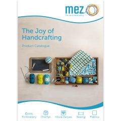 MEZ Product catalogue 2020 - The Joy of Handcrafting  - 1pc