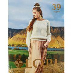 Lopi Book no.39 English - 1pc