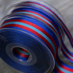 Kuny Ribbon big top stripe 16mm - 20m