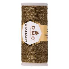 DMC Diamant metallic embroidery thread 6x35m