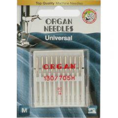 Organ Needles Universal 10 needles 90-14 - 20pcs