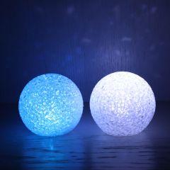 LED light ball 8cm - 5pcs