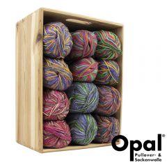 Opal Assortment 2x75 or 2x150 - 6 colours - 1pc