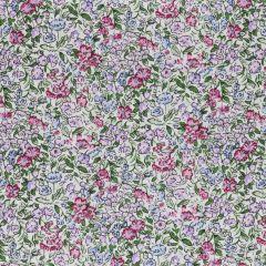 Tissu de Marie Fabric flowers cotton 1.50m - 10m