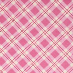 Tissu de Marie Fabric flannel checked 1.10m - 10m - 1