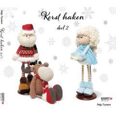 Kerst haken deel 2 - Anja Toonen - 1pc
