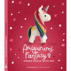 Amigurumi fantasy 2 - Joke Vermeiren - 1pc
