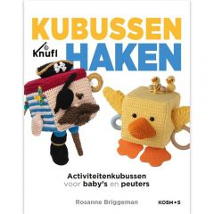 Kubussen haken - Rosanne Briggeman - 1pc