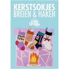 Kerstsokjes breien en haken - Marieke Voorsluijs - 1pc
