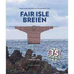 Fair Isle breien - Mati Ventrillon - 1pc