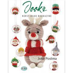 Jookz Kerst haak bookazine - Joke Postma - 1pc