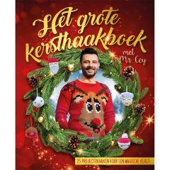Het grote kersthaakboek met Mr. Cey - Mr. Cey - 1pc