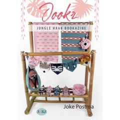 Jookz jungle haak bookazine - Joke Postma - 1pc