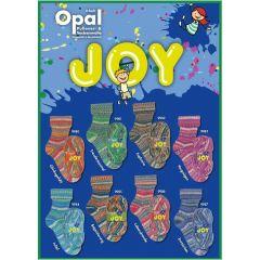 Opal Joy assortment 5x100g - 8 colours - 1pc