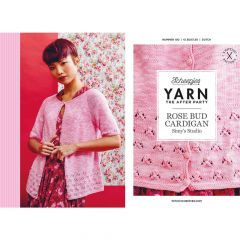 YARN The After Party no.100 Rose Bud Cardigan - 20pcs