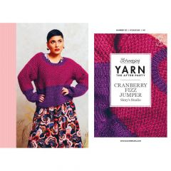 YARN The After Party no.122 Cranberry Fizz Jumper - 20pcs