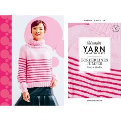 YARN The After Party no.128 Borderlines Jumper - 20pcs