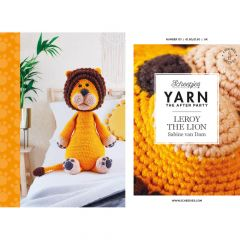 YARN The After Party nr.131 Leroy The Lion - 20pcs