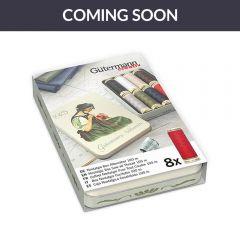 Gütermann Nostalgic box sew-all thread 8x100m - 1pc