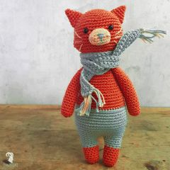 HardiCraft Crochet amigurumi kit - 1pc