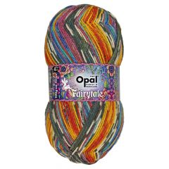 Opal Fairytale 4-ply 10x100g