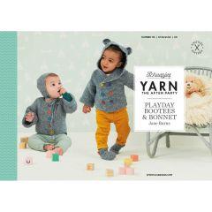 YARN The After Party n.110 Playday Bootees-Bonnet - 20pcs
