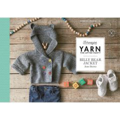 YARN The After Party no.112 Billy Bear Jacket - 20pcs