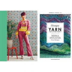 YARN The After Party nr.125  Misha Sweater - 20pcs