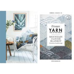 YARN The After Party no.65 Mountain Clouds Blanket - 20pcs