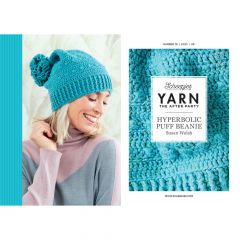 YARN The After Party no.78 Hyperbolic Puff Beanie - 20pcs