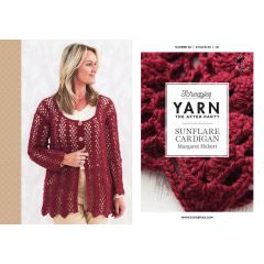 YARN The After Party no.90 Sunflare Cardigan - 20pcs