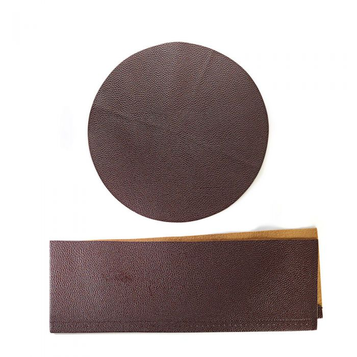 Prym Bag bottom Charlotte 24x11cm dark brown - 3pcs