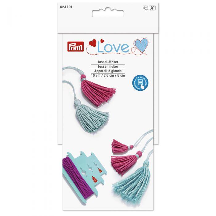7.5cm Prym Love Tassel Maker Makes 10cm 5cm Tassels