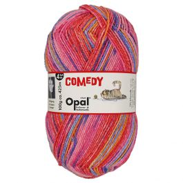 "Full Range Opal /""Comedy/"" 4ply Sock Yarn"