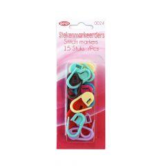 Opry Stitch markers - 10x15pcs