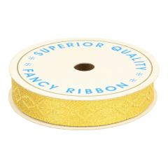 Ribbon Gold 20 mm  -  16,40m