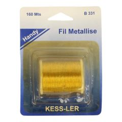 Metallic Thread - 5pcs