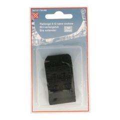 Bra extender (hook) 28mm - 5pcs
