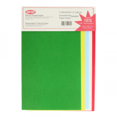 Opry Tracing paper (bag of 5 sheets) - 10pcs