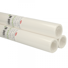 Pattern paper transparent roll - 10m - 40pcs
