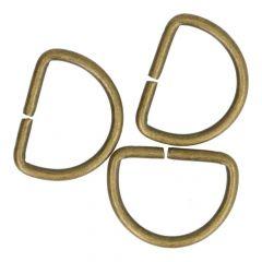 D-rings 20mm - 50pcs