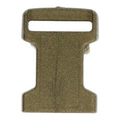 Side-release buckle 16mm metal - 10pcs