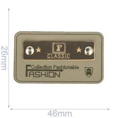 Label fashion - 5pcs