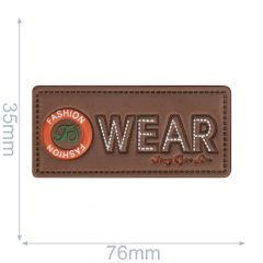 Label wear - 5pcs