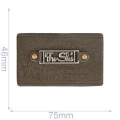 Label fushi - 5pcs
